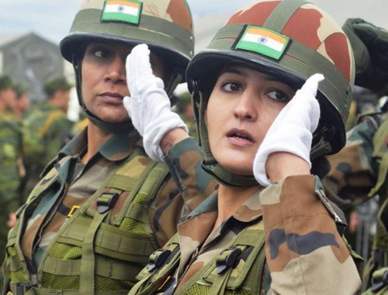 Mahila-Police-WMP - Indian Army Women Soldier GD