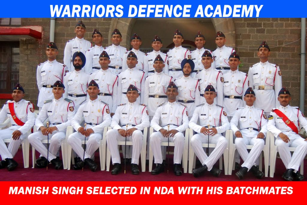 No-1 NDA Coaching Center in Lko