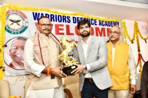 Best Defence Coaching in Lucknow | Warriors NDA Academy
