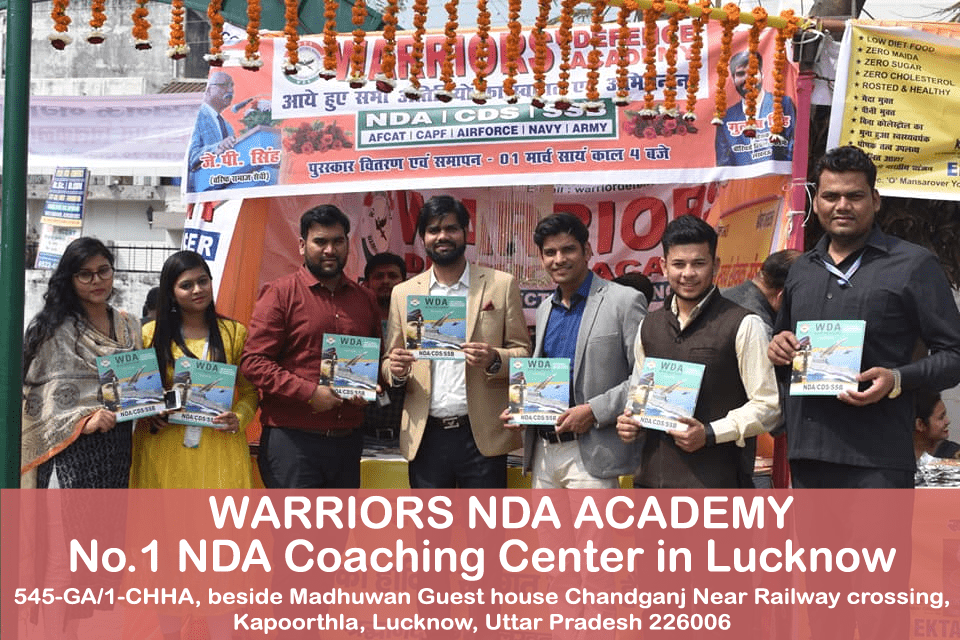 NDA Academy In Lucknow | Warriors NDA Academy