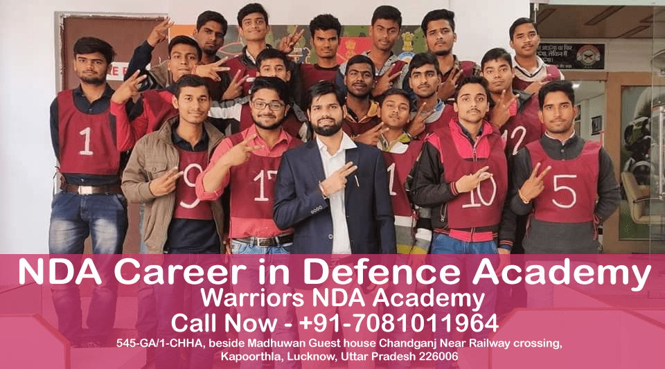 Top NDA Coaching In Lucknow, India | Warrior NDA Academy