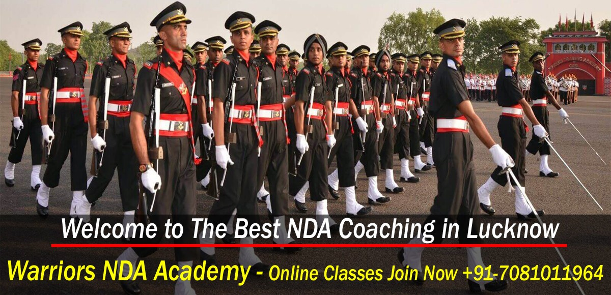 India's Top NDA Coaching In Lucknow | Warriors Defence Academy