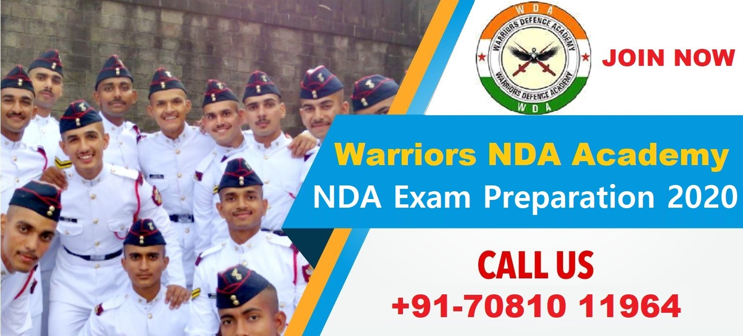 India's Top NDA Coaching In Lucknow | Warriors NDA Coaching