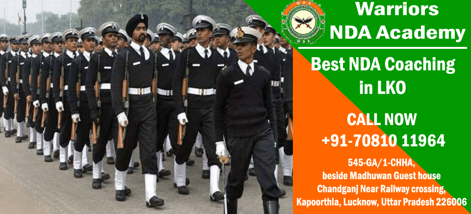 Best NDA Coaching in Lucknow | Warriors NDA Academy in Lucknow